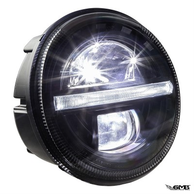 SIP Headlight GTS LED Smoke