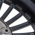 """SIP Rim Tubeless 3.00-12"""" Aluminium Matt Black"""