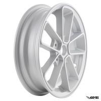 SIP Rim Pordoi Vespa GTS 3.00-12inches Silver - Pair
