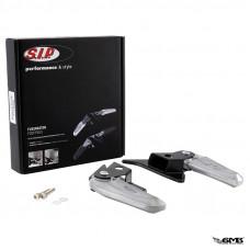 SIP Footrest Vespa Primavera and Sprint (Silver)