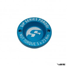"SIP Pordoi Hub Nut Cover 12"" Front Rim Vespa ..."