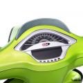 SIP Digital Speedo Vespa Sprint & Primavera Silver Face