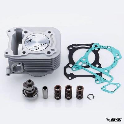 TTMRC Cylinder set with Cam Sprint iget (63mm) optimized valve