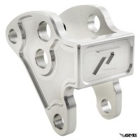 Zelioni Low Adaptor Rear Suspension Silver