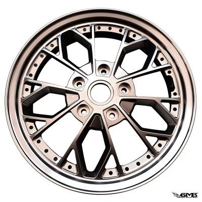 Zelioni Wheel Comb 2 Titanium