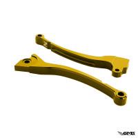 Brake Lever Zelioni Gold Sport Vespa non GTS (LX,S,Sprint,Primavera)