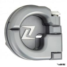 Zelioni Helmet Hook CNC Matt Grey