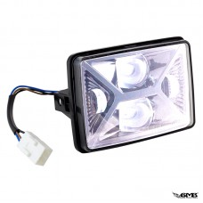 Zelioni Headlight S HID Clear