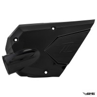 Zelioni Air Intake Cover Vespa I-get Black Gloss (...