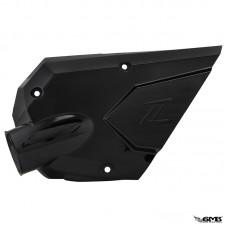 Zelioni Air Intake Cover Vespa I-get Black Gloss (...