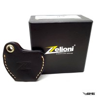 Zelioni Key Cover Leather Black