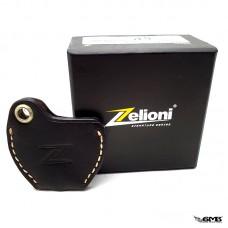 Zelioni Key Cover Leather Black