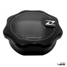 Zelioni Gasoline Cap 3D Vintage Black