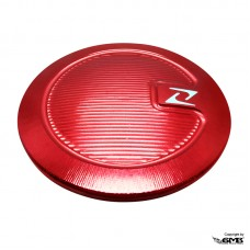 Zelioni Wheel Dop Cover Red