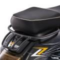 Zelioni Sporty Rear Rack for GTS Matt Black