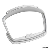 Zelioni Speedometer Rim Vespa GTS HPE Silver