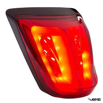 Zelioni LED Stop Lamp Vespa Sprint/Primavera Red colour